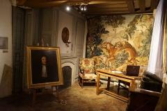Maison de Jean de la Fontaine - Français:   lors de la Nuit européenne des musées 2015 au Musée Jean de La Fontaine de Château-Thierry.
