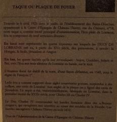 Maison de Jean de la Fontaine - Français:   lors de la Nuit européenne des musées 2015 au Musée Jean de La Fontaine Château-Thierry.