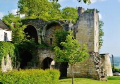 Porte de Soissons ou de Saint-Martin - Deutsch: Soissons-Tor, Laon, Département Aisne, Region Oberfrankreich (ehemals Picardie), Frankreich
