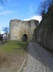 Porte de Soissons ou de Saint-Martin -  Porte de Soissons in Laon - own work - - created by Paul Hermans