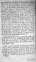 Basilique Notre-Dame - Français:   histoire de Notre-Dame de Liesse.