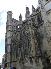 Eglise Saint-Vulfran ou ancienne collégiale - Eglise