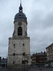 Beffroi -  Beffroi d'Amiens