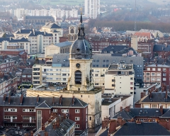 Beffroi - English: Belfry of Amiens, France