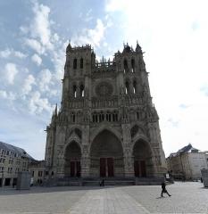 Cathédrale Notre-Dame - Cathédrale Notre-Dame d'Amiens