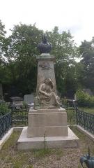 Cimetière de la Madeleine - Tombe de Jules Barni