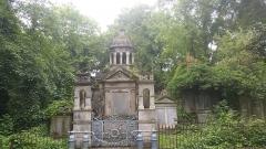 Cimetière de la Madeleine - Tombeau monumental