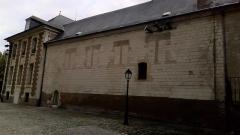 Ancien évéché - Français:   Palais de l\'évêché d\'Amiens 21
