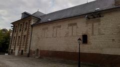 Ancien évéché - Français:   Palais de l\'évêché d\'Amiens 22