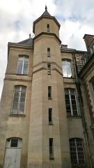 Ancien évéché - Français:   Palais de l\'évêché d\'Amiens 24