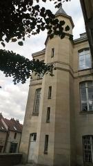 Ancien évéché - Français:   Palais de l\'évêché d\'Amiens 25