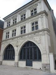 Maison du Sagittaire - Français:   La Maison du Sagittaire (Amiens).