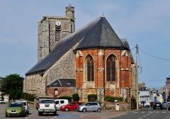 Eglise Saint-Pierre - Deutsch: Kirche St. Peter, Ault, Département Somme, Region Oberfrankreich (ehemals Picardie), Frankreich