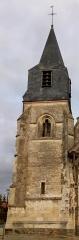 Eglise Notre-Dame de l'Assomption - Église Notre-Dame de La Neuville de Corbie, clocher 2