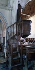 Eglise Notre-Dame de l'Assomption - Corbie, église de La Neuville, nef 3