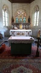 Eglise Notre-Dame de l'Assomption - Corbie, église de La Neuville, chœur 1