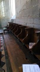 Eglise Notre-Dame de l'Assomption - Corbie, église de La Neuville, chœur 3