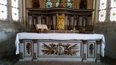 Eglise Notre-Dame de l'Assomption - Corbie, église de La Neuville, chœur 7 a