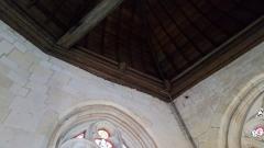 Eglise Notre-Dame de l'Assomption - Corbie, église de La Neuville, chœur 8