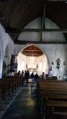 Eglise Notre-Dame de l'Assomption - Corbie, église de La Neuville, nef 1