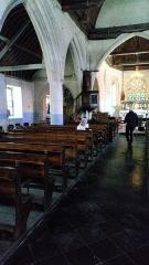 Eglise Notre-Dame de l'Assomption - Corbie, église de La Neuville, nef 2