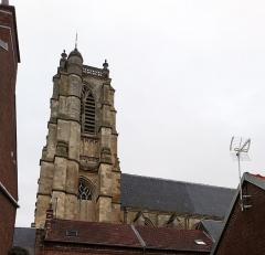 Eglise Saint-Pierre (ancienne abbatiale) - Abbatiale Saint-Pierre de Corbie tours 2