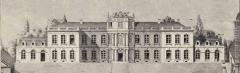 Château d'Essertaux - English: Ancien château d'Essertaux