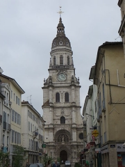 Eglise Notre-Dame - This building is indexed in the Base Mérimée, a database of architectural heritage maintained by the French Ministry of Culture, under the reference PA00116321 .