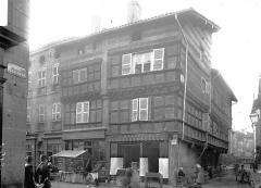 Maison de bois -