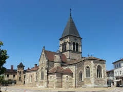 Eglise de la Nativité-de-la-Sainte-Vierge - French Wikimedian, software engineer, science writer, sportswriter, correspondent and radio personality