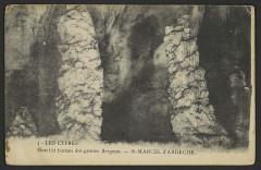 Grotte de Saint-Marcel - English: Ardèche