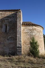 Eglise Saint-Pierre-ès-Liens, anciennement dite église Saint-Pierre de Margerie - Deutsch: Kirche St-Pierre-ès-Liens in Colonzelle