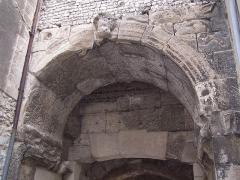 Porte Saint-Marcel - Français:   Porte Saint-Marcel - rempart antique de Die (Drôme)