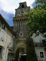 Beffroi -  Vaucluse Grignan Place Sevigne Beffroi
