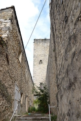 Château des Adhémar ou des Papes - Français:   Tour de Narbonne (Classement)