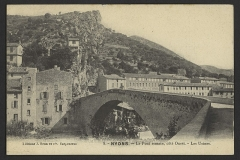 Pont sur l'Eygues - English: CA 1905