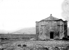 Chapelle funéraire (ruines) -