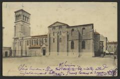 Cathédrale Saint-Apollinaire - English: Bâtiments religieux Valence