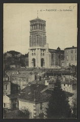 Cathédrale Saint-Apollinaire - English: CA 1910 - 1917