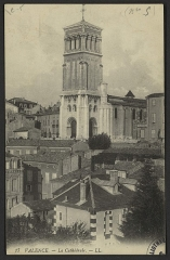 Cathédrale Saint-Apollinaire - English: CA 1910 - 1914