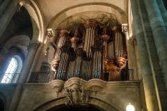 Cathédrale Saint-Apollinaire - Cathédrale Saint-Apollinaire de Valence (Drôme, France): orgue