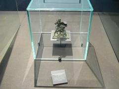 Ancien évêché -  statuette chevalier Bayard au musée de l'ancien évéché - Grenoble