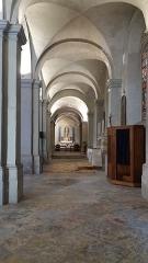 Eglise Saint-Just - Français:   Nef droite.
