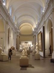 Eglise Saint-Pierre-des-Terreaux - Français:   Musée des Beaux-Arts de Lyon. Sculptures du XIXe siècle.