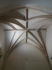 Eglise Saint-Pierre-des-Terreaux - Français:   Plafond d\'une chapelle.