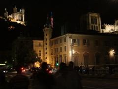 Palais archiépiscopal -  Palais St Jean, ancien archevêché de Lyon reconverti en bibliothèque