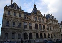 Palais du Commerce - English: Lyon, FRANCE