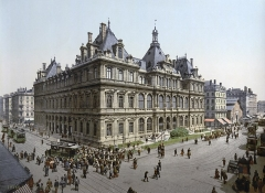 Palais du Commerce - English: The Bourse, Lyons, France