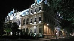 Palais du Commerce -  Lyon, Le palais de la Bourse