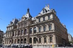 Palais du Commerce - Polski: Lyon - pałac La Bourse